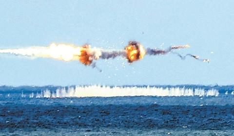海军三大舰队40多艘舰艇东海同台竞技